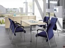 Easy Space konferenčna miza 180x80 cm