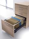 Easy Space predalnik z predalom za kartoteko